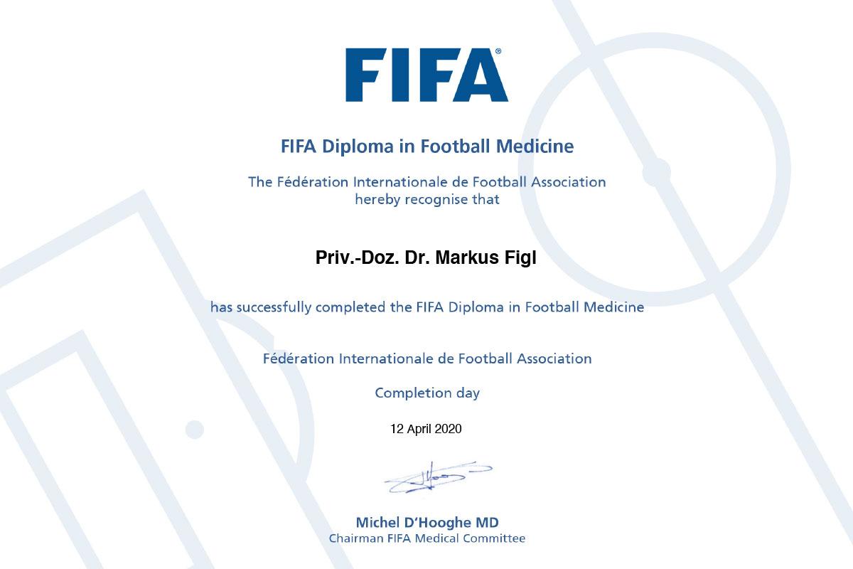 FIFA Diplom